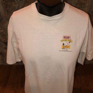 Vintage Snoopy x Milkbone T-shirt. Size XL